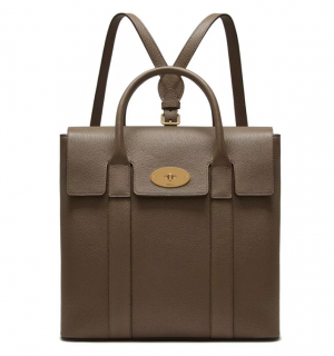 Mulberry Taupe Bayswater Backpack