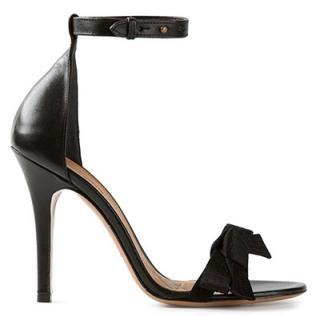 Isabel Marant Calf Leather Play Sandals