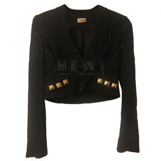 Temperley London studded short jacket