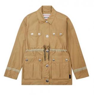 Hunter Beige Refined Garden Jacket