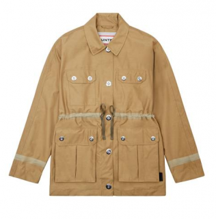 Hunter Beige Refined Garden Jacket