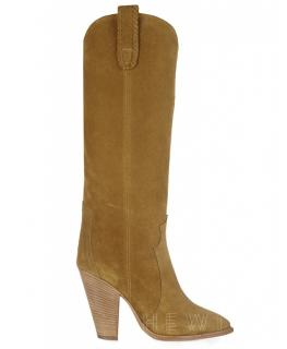 Isabel Marant Etoile Ruth Suede Knee Boots
