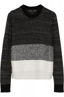 Proenza Schouler wool, cashmere & silk knit jumper