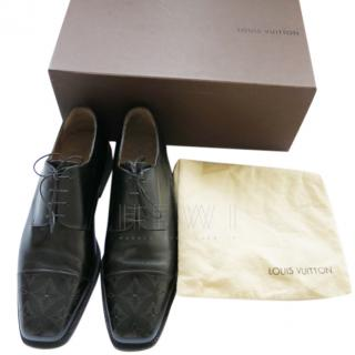 Louis Vuitton Lasercut Lace-Up Brogues