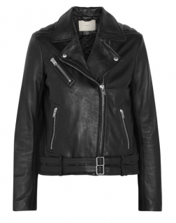 Iro Jone Leather Biker Jacket