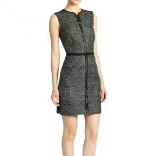M Missoni textured woven shift dress