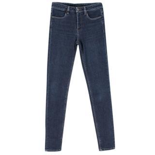 Prada Dark-Wash Skinny Fit Jeans