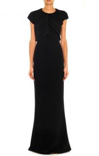 Max Mara Eufemia Black Gown