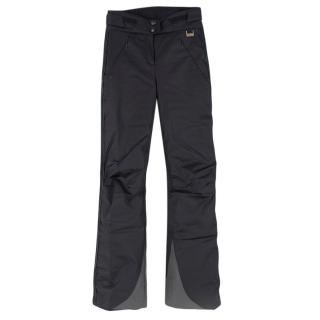 Fendi Black Padded Ski Trousers