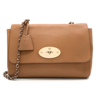 Mulberry Natural Tan Lily Shoulder Bag