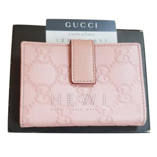 Gucci GG Plus Pink Card Holder