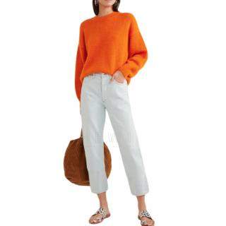 MiH Jeans Jackson mohair-blend sweater