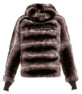 Aurelie Demel Oto Rex hooded sweatshirt