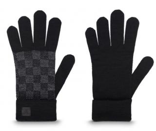 Louis Vuitton Petit Damier Gloves MN
