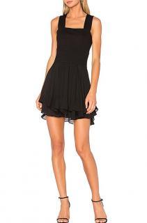 A.L.C Sabine Black Dress