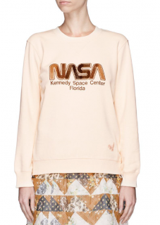 Coach 1941 Space Collection NASA Sweatshirt