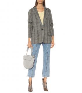 Isabel Marant Etoile Charly Jacket in Beige