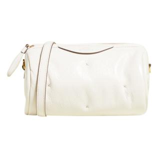 Anya Hindmarch Chubby Barrel Crossbody Bag in 189 Chalk