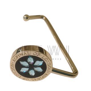 Aspinal of London Crystal Handbag Hook