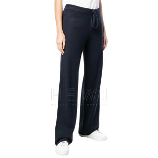 Chinti and Parker knitted loungewear trousers