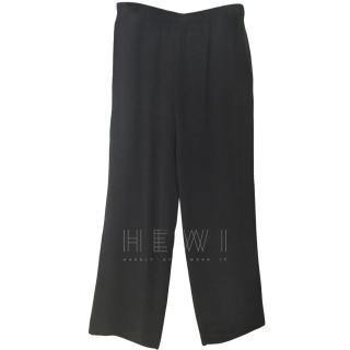 Equipment Straight Leg Silk Pants