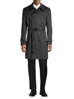 Lauren Ralph Lauren Lowry Belted Trench Coat