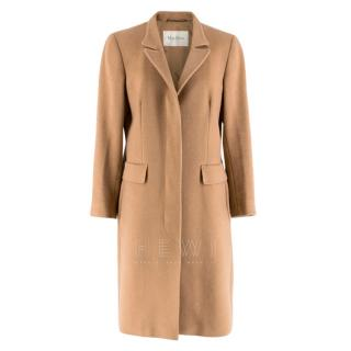 Max Mara Camel Hair Coat