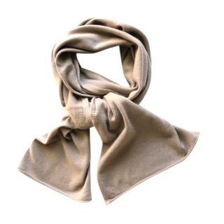 NOTSHY Taupe Cashmere Scarf