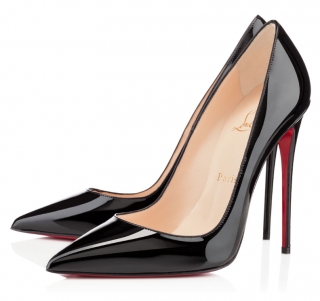 Christian Louboutin Black So Kate 120mm Pumps