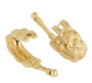 Cartier 18k Yellow Gold Cufflinks