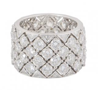 Graff White Gold Diamond Ring