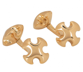 Asprey Cross Cufflinks