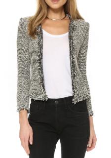 Iro Boucle Tweed Jacket