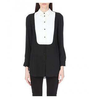Claudie Pierlot chiffon shirt