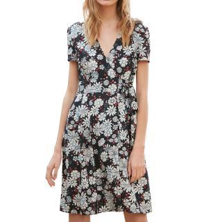 Claudie Pierlot Floral Print Dress