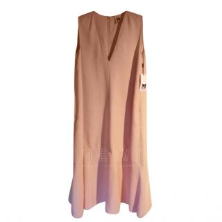 M Missoni Pink Crepe Dress