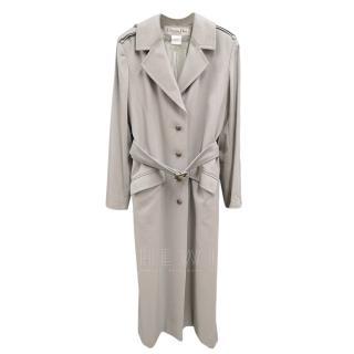 Christian Dior Cashmere Overcoat