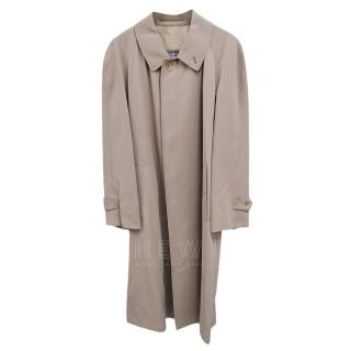 Burberry Oversize Raincoat