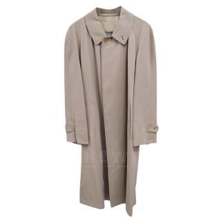 Burberry Oversize Raincoat
