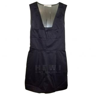 Pierre Balmain Black Mini Dress