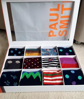 Paul Smith Limited Edition Box Gift Set