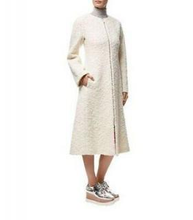 Sportmax Virgin Wool & Alpaca Coat