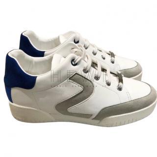 Stella McCartney Faux Leather & Suede Sneakers