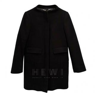 Monler Premiere Down Wool Blend Coat