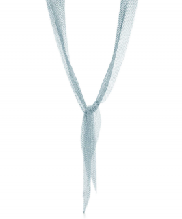 Tiffany & Co by Elsa Peretti Mesh Scarf Necklace