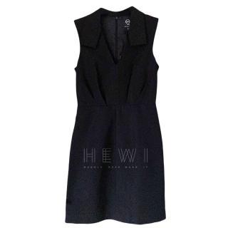 McQ Black Sleeveless Dress
