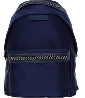 Stella McCartney backpack large Navy Falabella Backpack