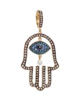 Annoushka Hand Of Fatima Amulet Pendant