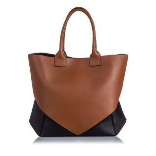 Givenchy Brown Leather Easy Tote