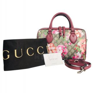 Gucci Blooms Boston Bag